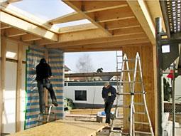 anbauten wintergarten innengestaltung usw. Black Bedroom Furniture Sets. Home Design Ideas